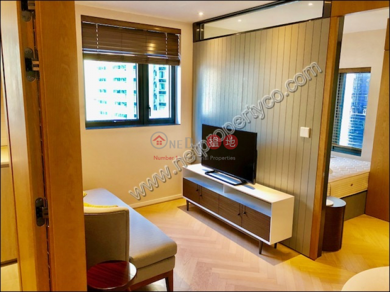 Furnished Apartment for Rent in Wan Chai, Star Studios II Star Studios II Rental Listings | Wan Chai District (A059021)