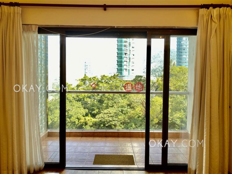 Efficient 3 bedroom with balcony & parking | Rental | Evergreen Villa 松柏新邨 Rental Listings