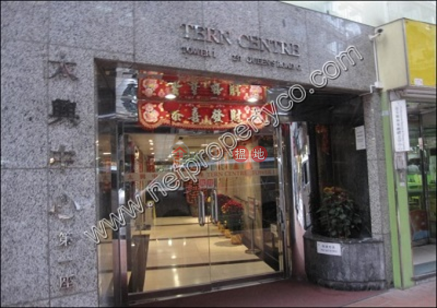 Spacious office for rent in Queen\'s Road Central | Tern Centre Block 1 太興中心1座 Rental Listings