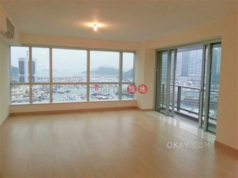 HK$ 128,000/ month, Marinella Tower 1 | Southern District | Luxurious 4 bedroom with balcony & parking | Rental