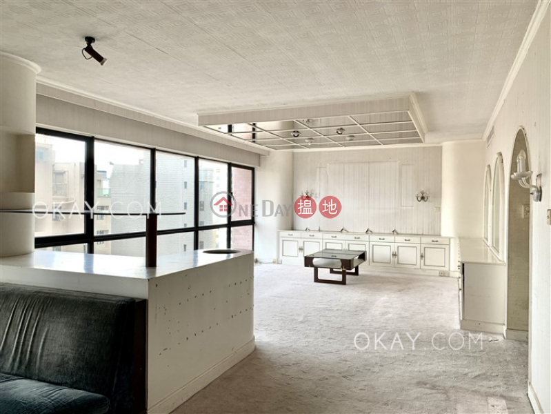 Efficient 4 bedroom with balcony & parking | For Sale, 55 Garden Road | Central District Hong Kong | Sales HK$ 87M