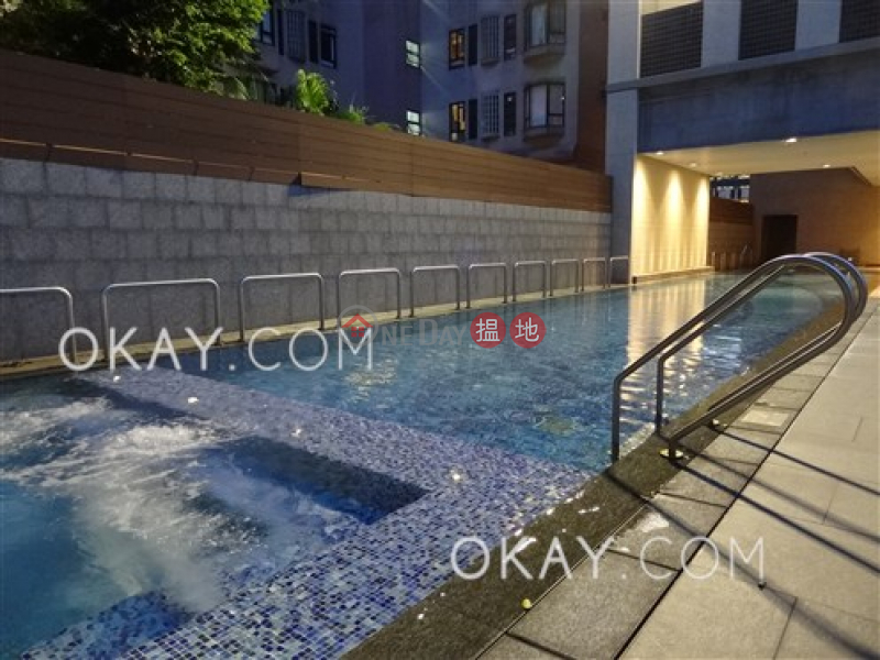 Generous 1 bedroom with balcony | For Sale 23 Warren Street | Wan Chai District Hong Kong, Sales HK$ 9.8M
