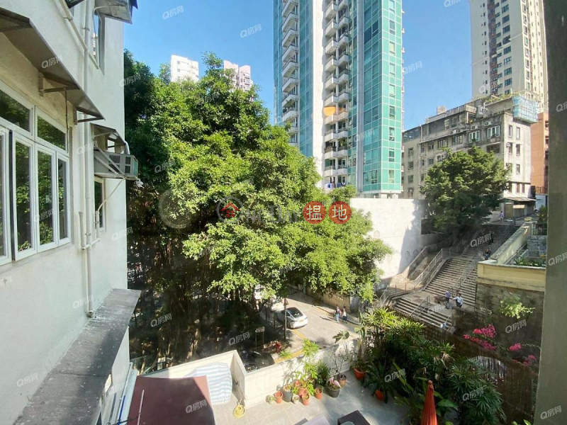 Silver Jubilee Mansion | 1 bedroom Low Floor Flat for Rent | 62-72 Po Hing Fong | Central District, Hong Kong, Rental HK$ 18,000/ month