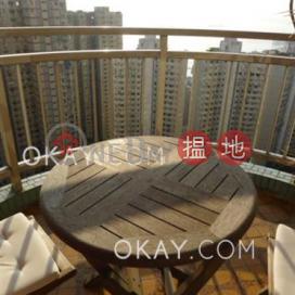 Efficient 3 bedroom with sea views, balcony | Rental