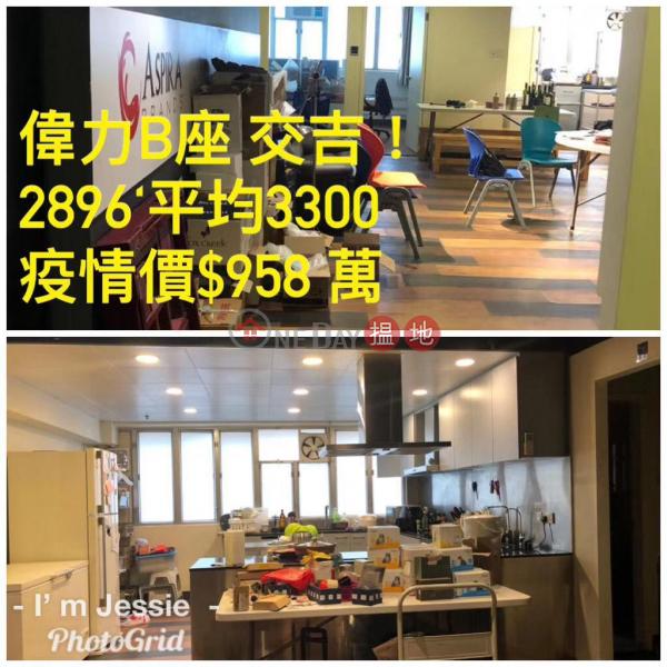 Tsing Yi Vigor Industrial Building For sell High rate return on investment | Vigor Industrial Building 偉力工業大廈 Sales Listings