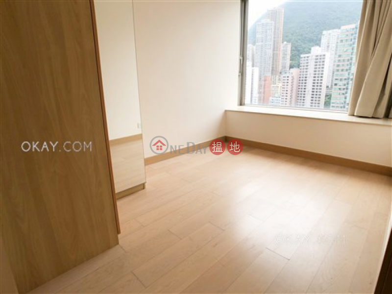 HK$ 35,000/ month   Island Crest Tower 2   Western District   Luxurious 2 bedroom on high floor with balcony   Rental