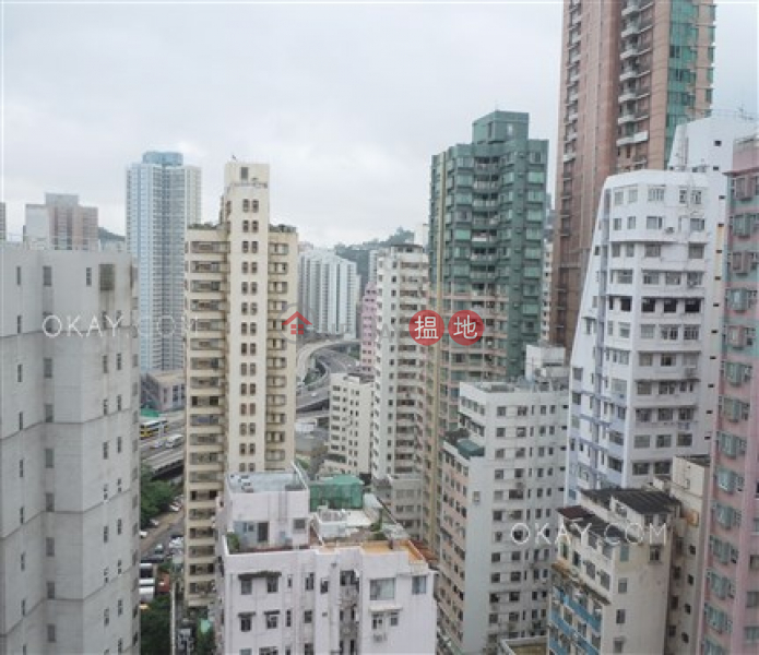 HK$ 13.88M Island Residence, Eastern District | Rare 2 bedroom with sea views & balcony | For Sale