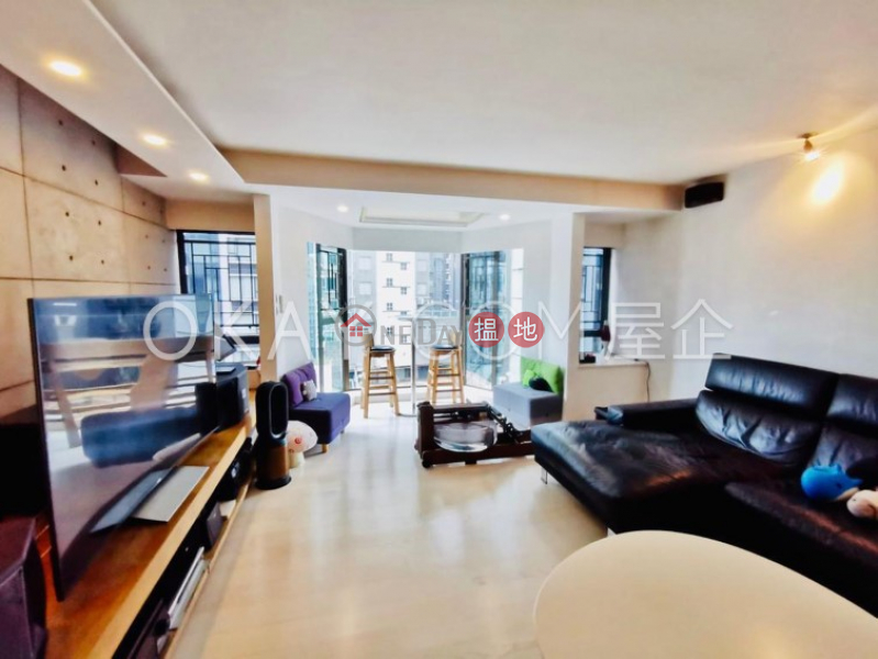 Efficient 4 bedroom on high floor with parking   For Sale   Beverly Villa Block 1-10 碧華花園1-10座 Sales Listings