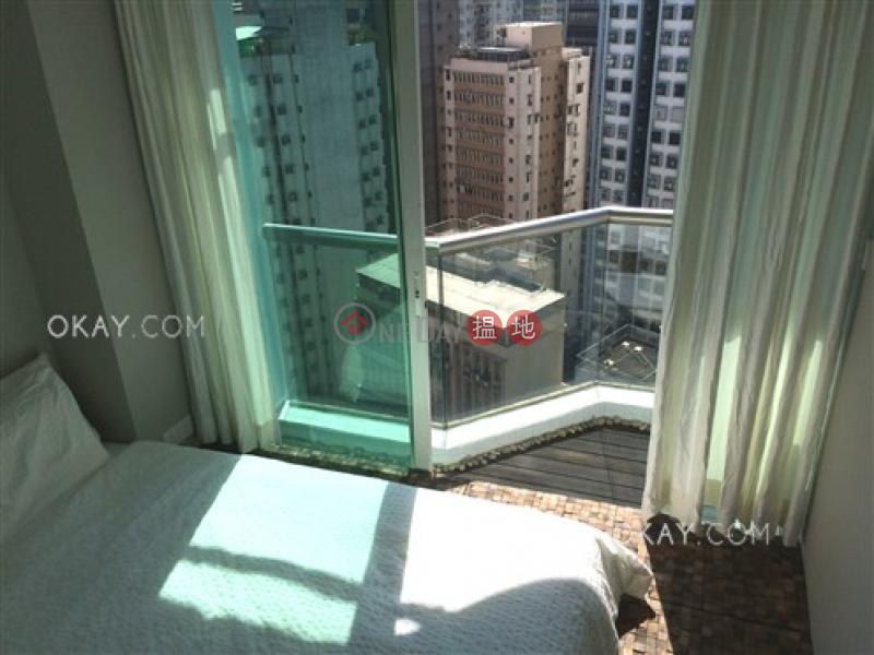 HK$ 32,500/ 月 達隆名居 西區 1房1廁,極高層,星級會所,露台《達隆名居出租單位》