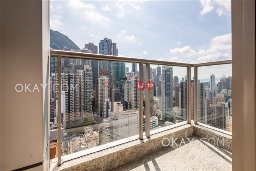 Beautiful 3 bed on high floor with rooftop & balcony   Rental   My Central MY CENTRAL Rental Listings