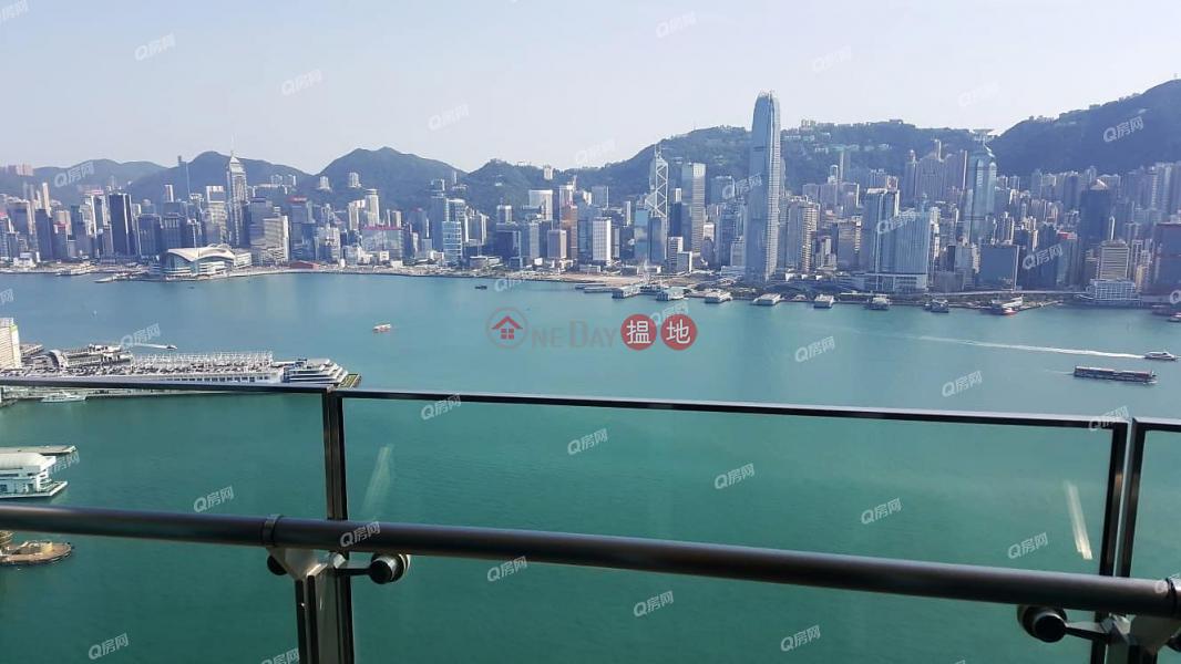 香港搵樓 租樓 二手盤 買樓  搵地   住宅-出租樓盤 煙花海景,維港海景,升值潛力高,有匙即睇《君臨天下3座租盤》