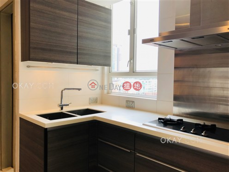 Unique 3 bedroom with balcony | Rental, Eugene Terrace 耀爵臺 Rental Listings | Kowloon City (OKAY-R368979)