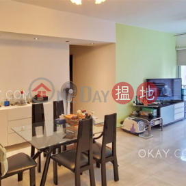 Efficient 3 bedroom on high floor with parking | For Sale