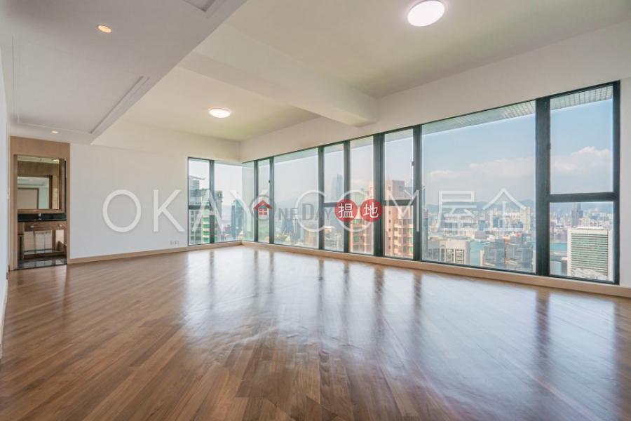 HK$ 300,000/ 月港景別墅-中區 4房4廁,實用率高,星級會所,連車位港景別墅出租單位