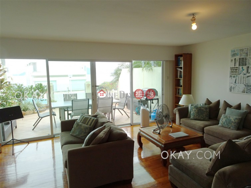 HK$ 78,000/ month House 1 Silver Strand Lodge, Sai Kung, Unique house with sea views, rooftop & terrace | Rental