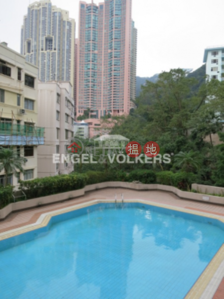 HK$ 65,000/ month | Yukon Court | Western District | 3 Bedroom Family Flat for Rent in Mid Levels West