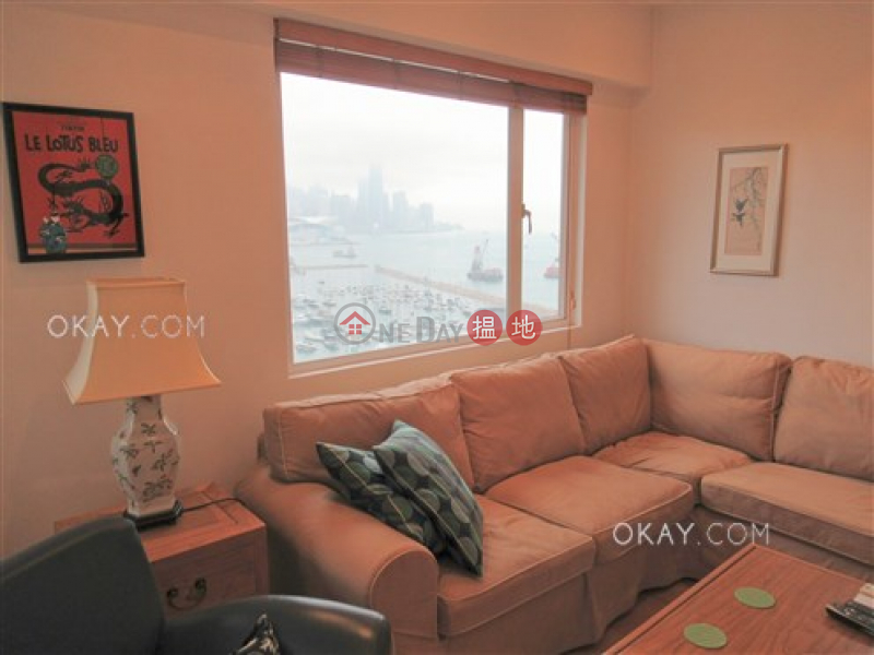 Property Search Hong Kong | OneDay | Residential, Sales Listings Elegant 1 bedroom on high floor with sea views | For Sale