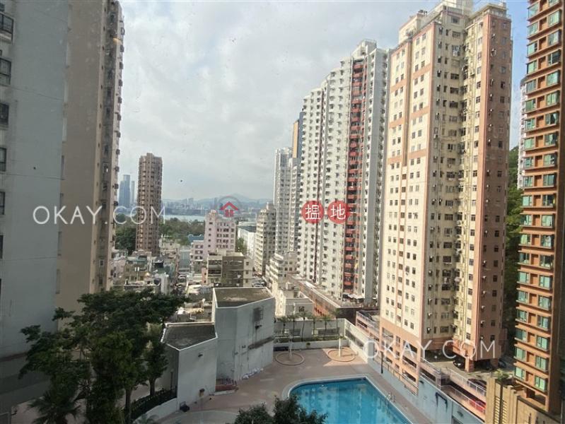 Rare 3 bedroom with sea views | Rental, 5-7 Tai Hang Road | Wan Chai District Hong Kong, Rental | HK$ 40,000/ month