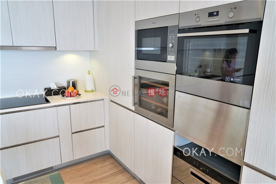 Exquisite 1 bed on high floor with sea views & rooftop | Rental 20-22 MacDonnell Road | Central District | Hong Kong | Rental | HK$ 60,000/ month