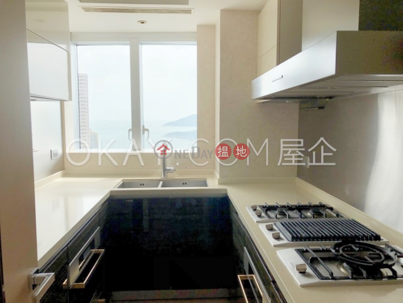 Gorgeous 4 bedroom on high floor with balcony & parking   For Sale 9 Welfare Road   Southern District, Hong Kong Sales HK$ 54M