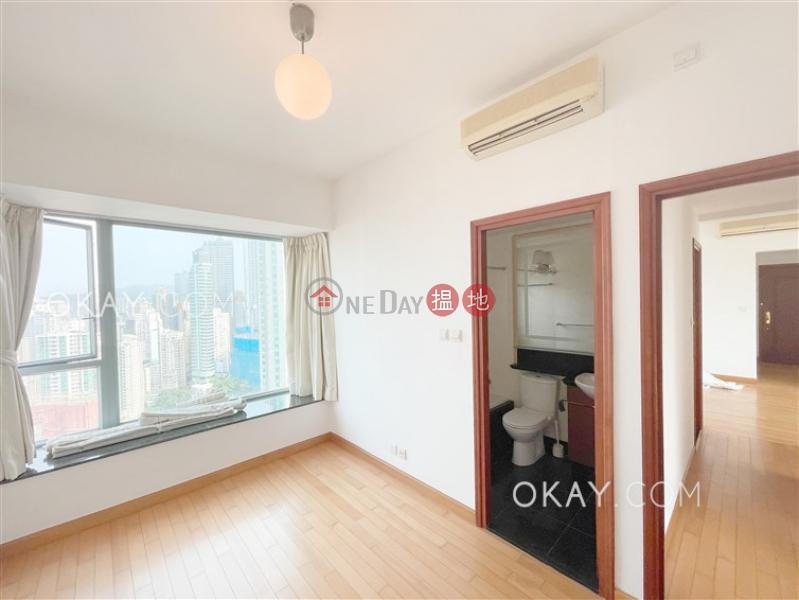 3房2廁,海景,露台柏道2號出租單位 柏道2號(2 Park Road)出租樓盤 (OKAY-R58402)