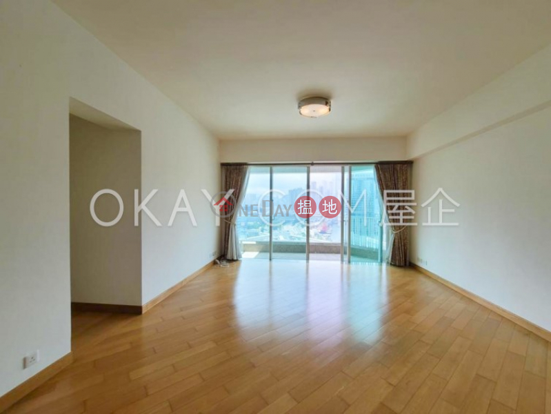 Stylish 4 bedroom with balcony | Rental, Tower 1 Harbour Green 君匯港1座 Rental Listings | Yau Tsim Mong (OKAY-R115058)