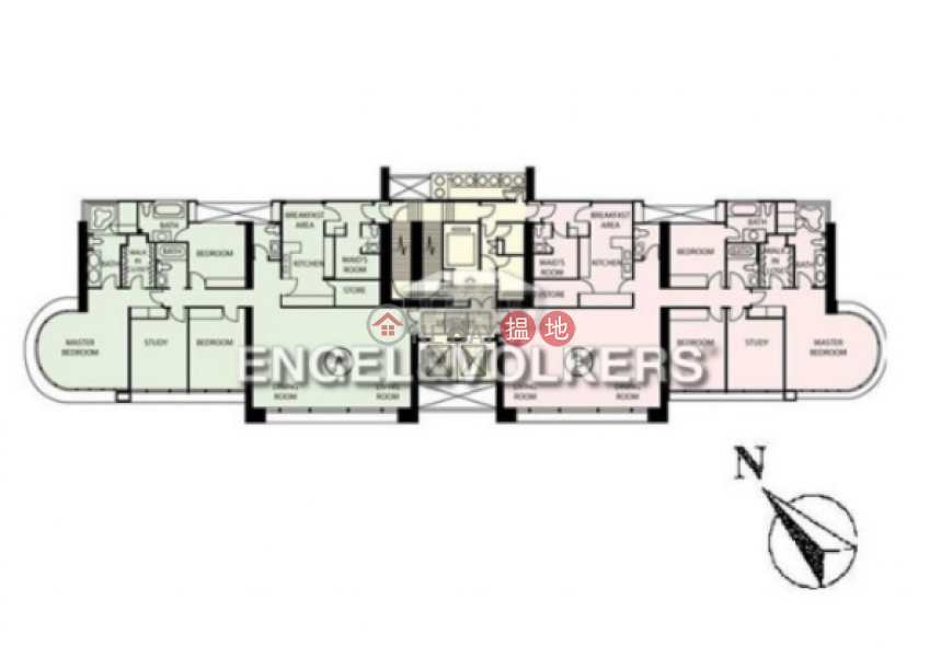 Fairmount Terrace, Please Select | Residential | Rental Listings HK$ 162,000/ month