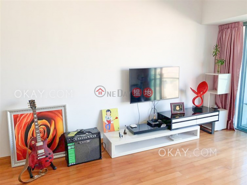 HK$ 47,000/ month | The Harbourside Tower 2 | Yau Tsim Mong, Nicely kept 2 bedroom on high floor with balcony | Rental