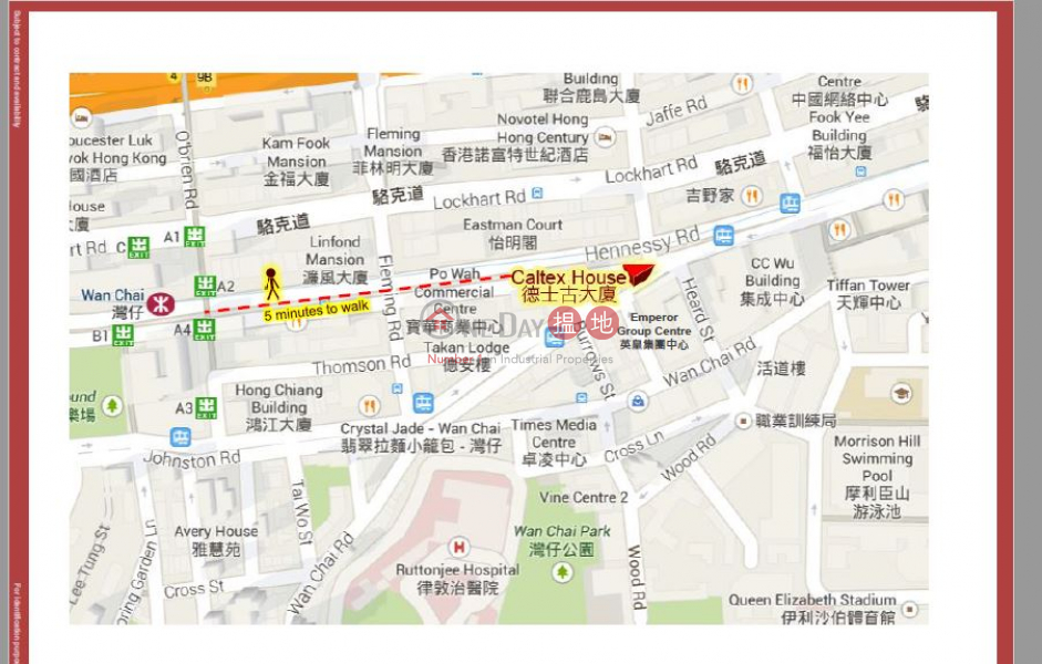 Property Search Hong Kong | OneDay | Office / Commercial Property Rental Listings | 4200sq.ft Office for Rent in Wan Chai