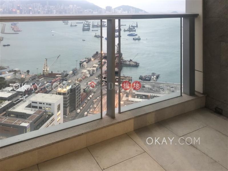 香港搵樓 租樓 二手盤 買樓  搵地   住宅 出租樓盤4房3廁,極高層,星級會所,露台《匯璽II出租單位》