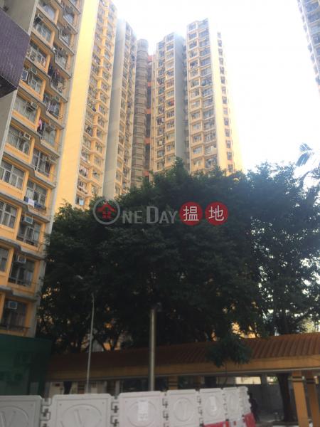 黃大仙下(二)邨 龍滿樓 (Lower Wong Tai Sin (II) Estate - Lung Moon House) 黃大仙|搵地(OneDay)(1)