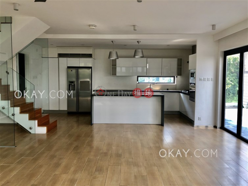 HK$ 75,000/ 月 下洋村91號-西貢4房3廁,連車位,露台,獨立屋《下洋村91號出租單位》