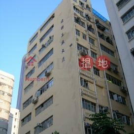Kin Luen Factory Building,Tai Kok Tsui, Kowloon