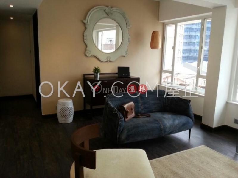 2房1廁,極高層靜安居出租單位55伊利近街   中區 香港-出租-HK$ 35,000/ 月
