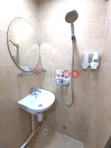 HK$ 5,000/ 月-黑布街92-94號 油尖旺高級獨立套房,電梯洋樓 免佣