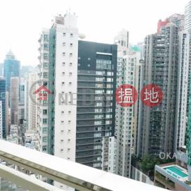 Intimate 2 bedroom on high floor with balcony | Rental