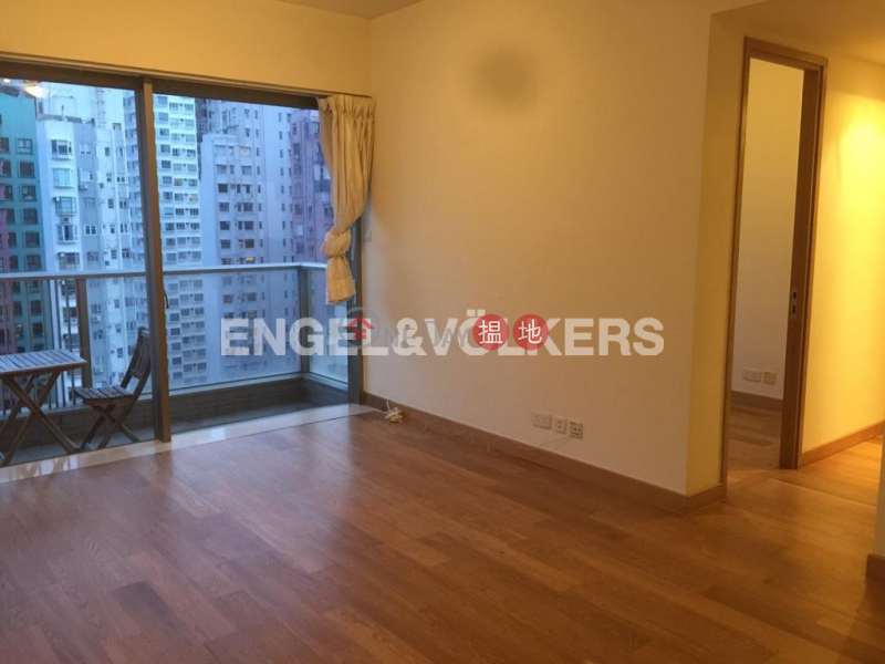 HK$ 50,000/ month, Island Crest Tower 1, Western District 3 Bedroom Family Flat for Rent in Sai Ying Pun