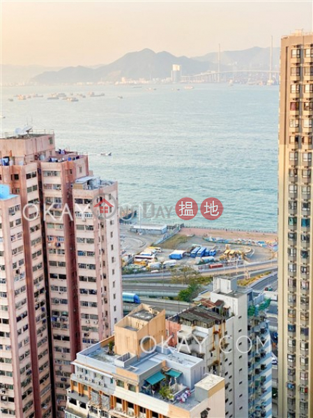 Property Search Hong Kong | OneDay | Residential | Rental Listings Unique 2 bedroom on high floor with balcony | Rental