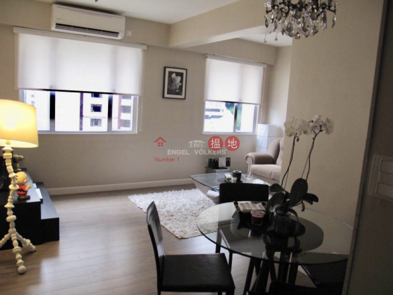 1 Bed Flat for Sale in Tai Hang, Gold King Mansion 高景大廈 Sales Listings | Wan Chai District (EVHK39610)