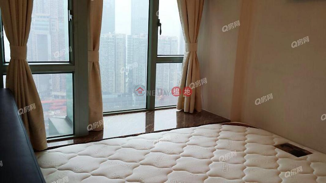 無敵景觀,四通八達,間隔實用《港景峰買賣盤》-188廣東道 | 油尖旺-香港-出售HK$ 1,800萬