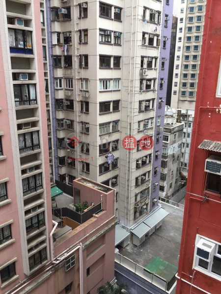 Flat for Rent in Johnston Building, Wan Chai | Johnston Building 莊士頓大樓 Rental Listings