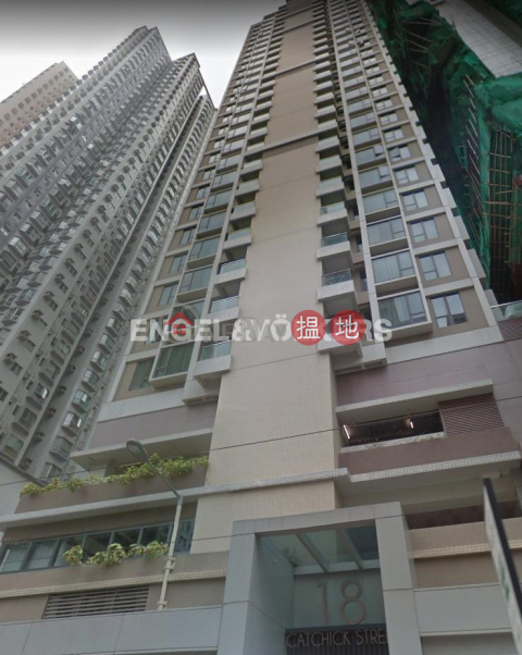 2 Bedroom Flat for Rent in Kennedy Town|Western District18 Catchick Street(18 Catchick Street)Rental Listings (EVHK90725)_0