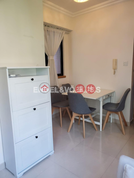 1 Bed Flat for Rent in Mid Levels West 18 Park Road   Western District Hong Kong Rental   HK$ 21,000/ month