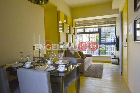 3 Bedroom Family Flat for Rent in Sai Ying Pun|High Park 99(High Park 99)Rental Listings (EVHK85711)_0