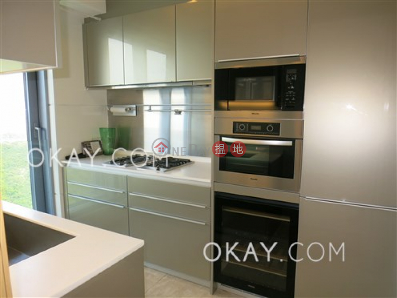Tasteful 3 bed on high floor with sea views & balcony | Rental | Larvotto 南灣 Rental Listings