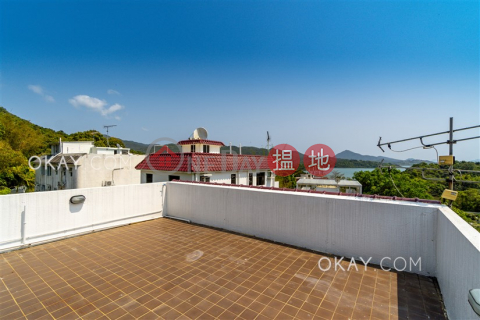 Elegant house in Sai Kung | Rental|Sai KungTsam Chuk Wan Village House(Tsam Chuk Wan Village House)Rental Listings (OKAY-R387101)_0