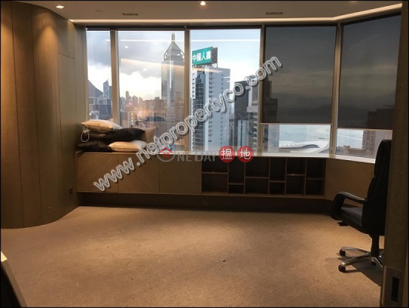 Property Search Hong Kong | OneDay | Office / Commercial Property Rental Listings Scenic harbour view elegantly furnished office