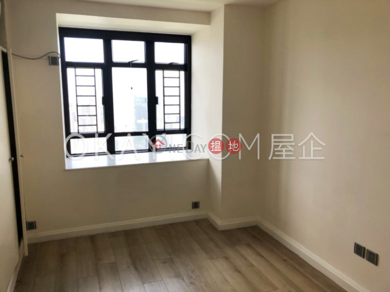 Property Search Hong Kong | OneDay | Residential, Rental Listings | Stylish 3 bed on high floor with harbour views | Rental