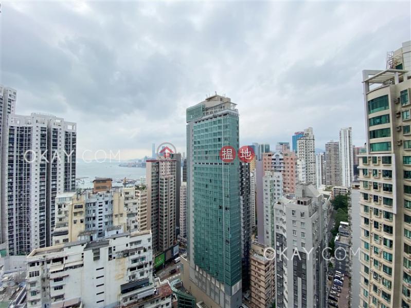 Lovely 3 bedroom on high floor with balcony | Rental | Tower 5 The Pavilia Hill 柏傲山 5座 Rental Listings