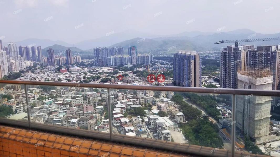 極罕有頂層連大呎數天台單位,無敵景觀,廳大房大《翹翠峰 6座買賣盤》|138十八鄉路 | 元朗|香港出售HK$ 1,600萬